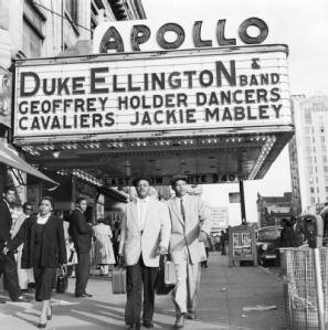 Apollo Theatre, Harlem, 1960s