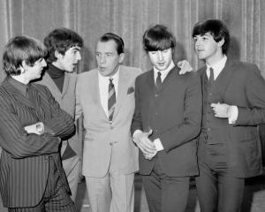 The Beatles on the Jack Paar Show