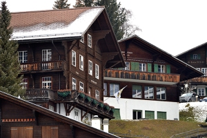 Institut Alpin Videmanette, made famous later by another pupil, Lady Diana Spencer