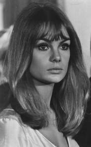 "1960s supermodel, Jean Shrimpton (the ""Shrimp"")"