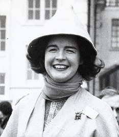 Jeannie Campbell (Lady Jean Campbell), journalist
