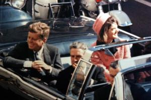 President Kennedy visits Dallas