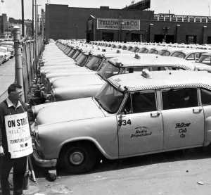 Taxi Drivers' Strike