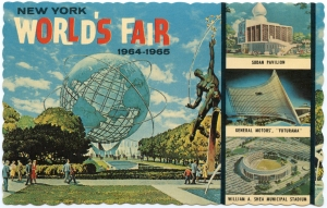 1964 World's Fair - The Unisphere