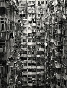 Kowloon warehouse building