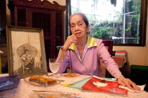 Virgie Moreno, Filipina High Priestess of Poetry