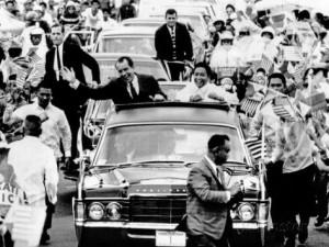 President Richard Nixon and President Ferdinand Marcos