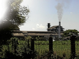 Sugar Mill, Hacienda Luisita