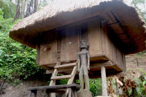 Bontoc Hut