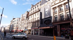 Adelphi Theatre in the Strand