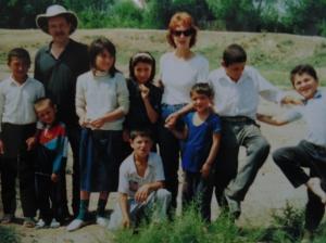 CK and saatli kids 2
