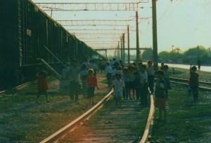 Railway Children, Saatli