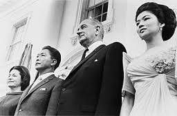 imelda and pres johnson