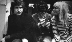 Dylan, Donovan and Mary Travers