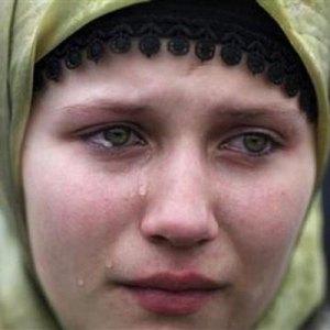 bosnian refugee girl