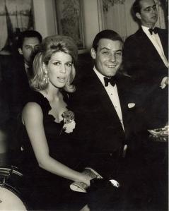 Peter Duchin and new wife, Cheray Zauderer