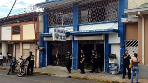 Police Station in Alajuela