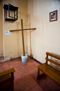 Prayer Room at El Buen Pastor