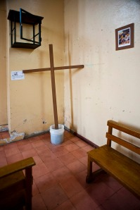 Prayer Room at El Buen Pastor