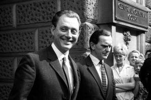 Stephen Ward and Pelham Pound