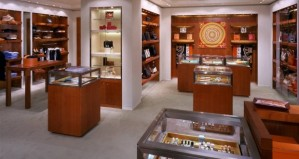 Hermes Boutique inside Peninsula Hotel