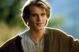 Cary Elwes as Westley in The Princess Bride
