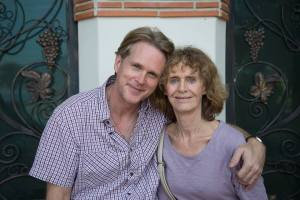 Cary Elwes and Caroline Kennedy