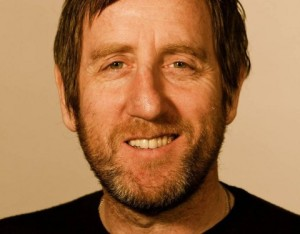 "Michael Smiley star of ""The Lobster"""