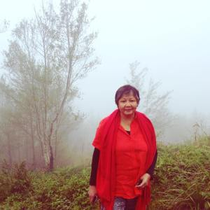 Baboo in Baguio