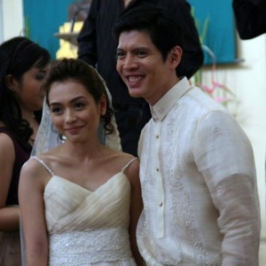 Kris Lanot Lacaba and his wife Francezca (Kit) Kwe