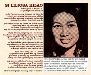Liliosa Hilao